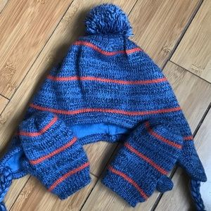 Hat and mittens - Toddler M